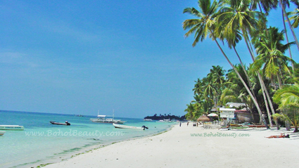 Alona Beach Panglao Island White Sand Beaches Beach BOHOL Philippines Travel Tourism Photography Photo